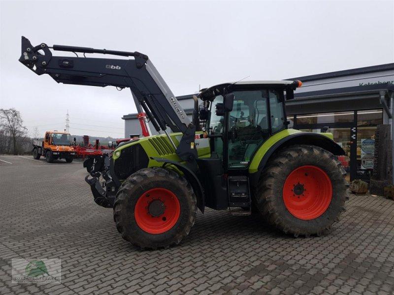Traktor a típus CLAAS Arion 640, Gebrauchtmaschine ekkor: Münchberg (Kép 1)