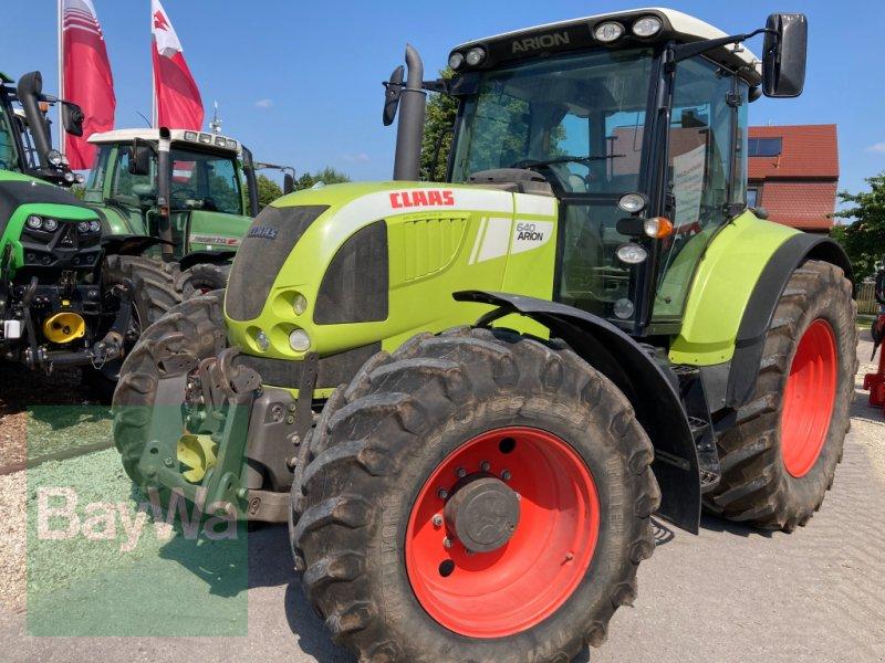 Traktor des Typs CLAAS Arion 640, Gebrauchtmaschine in Dinkelsbühl (Bild 1)