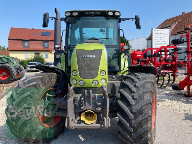 Traktor des Typs CLAAS Arion 640, Gebrauchtmaschine in Dinkelsbühl (Bild 2)