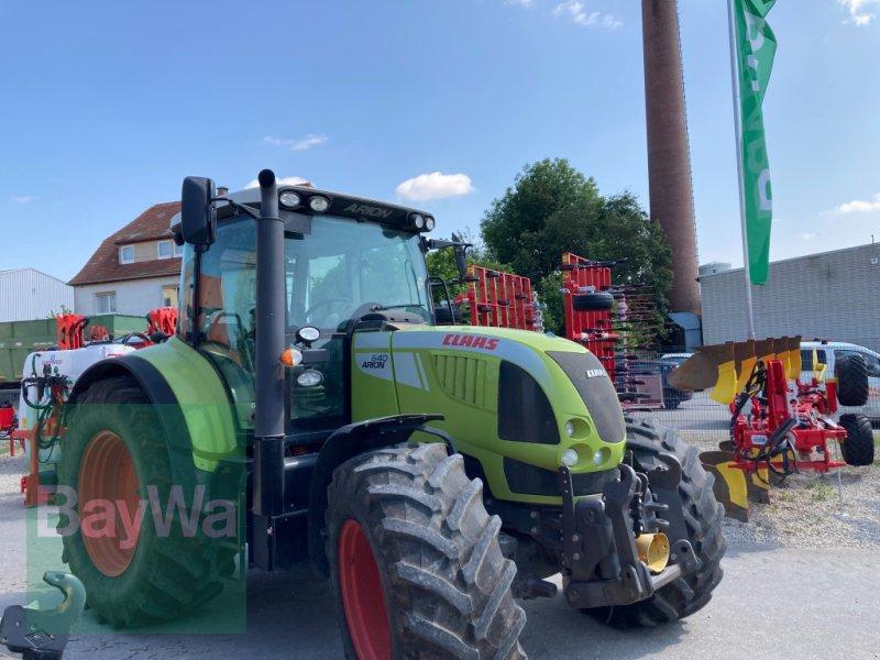Traktor des Typs CLAAS Arion 640, Gebrauchtmaschine in Dinkelsbühl (Bild 5)