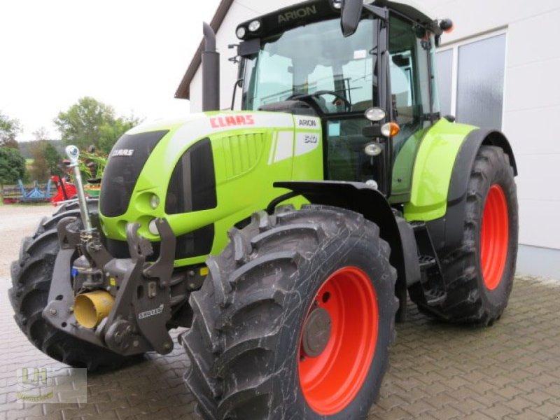 Traktor a típus CLAAS Arion 640, Gebrauchtmaschine ekkor: Aresing (Kép 1)