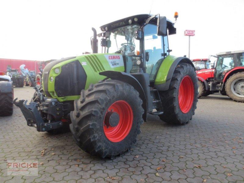 Traktor a típus CLAAS ARION 640, Gebrauchtmaschine ekkor: Bockel - Gyhum (Kép 1)