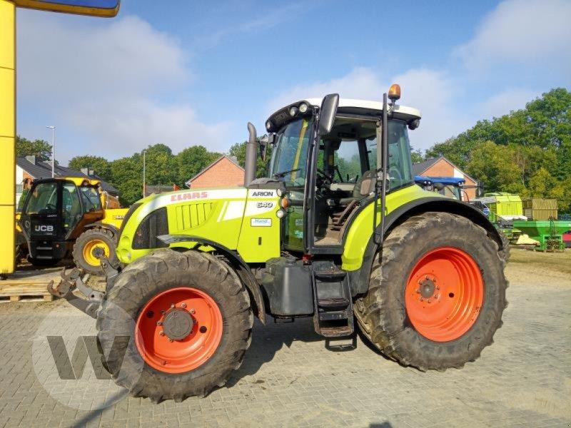 Traktor des Typs CLAAS ARION 640, Gebrauchtmaschine in Husum (Bild 1)