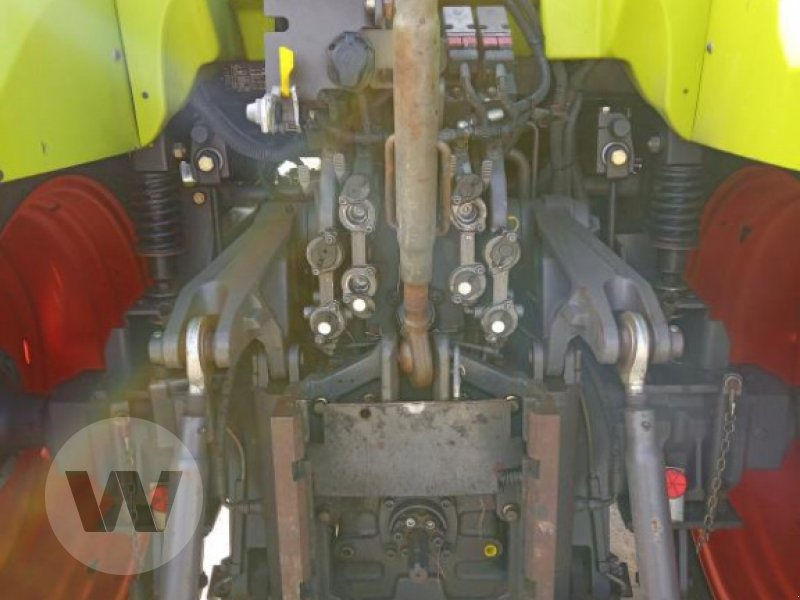 Traktor des Typs CLAAS ARION 640, Gebrauchtmaschine in Husum (Bild 2)