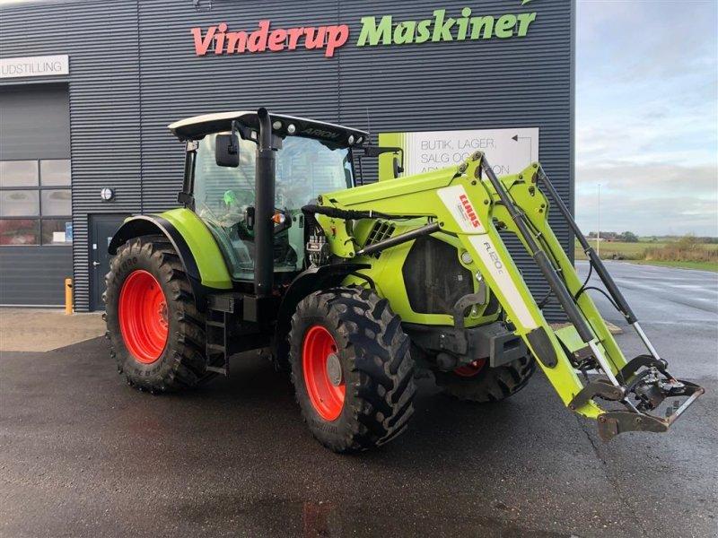 Traktor типа CLAAS ARION 640CIS FL 120 C, Gebrauchtmaschine в Vinderup (Фотография 1)