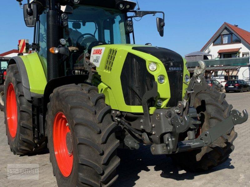 Traktor tipa CLAAS Arion 650 C-MATIC CEBIS, Gebrauchtmaschine u Bramsche (Slika 1)