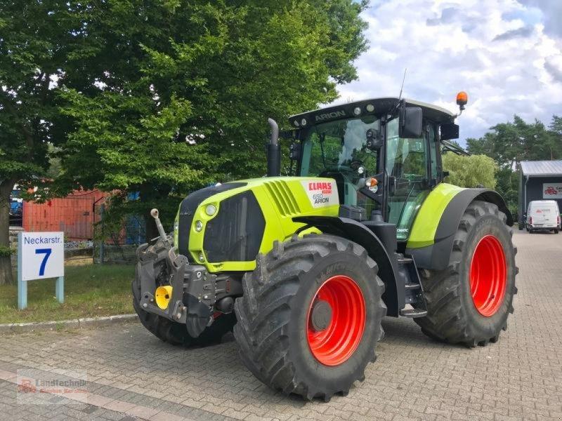 Traktor tipa CLAAS Arion 650 C-Matic, Gebrauchtmaschine u Marl (Slika 1)