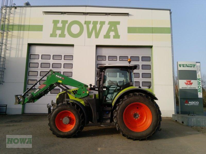 Traktor des Typs CLAAS Arion 650 C-MATIC, Gebrauchtmaschine in Neusorg (Bild 1)