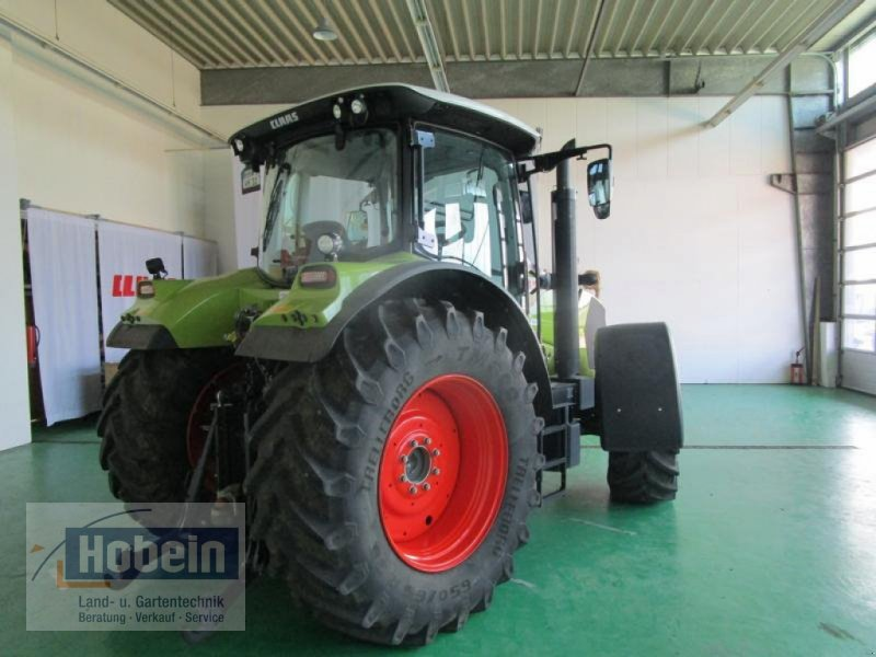 Traktor типа CLAAS Arion 650 C-MATIC, Gebrauchtmaschine в Coppenbruegge (Фотография 4)