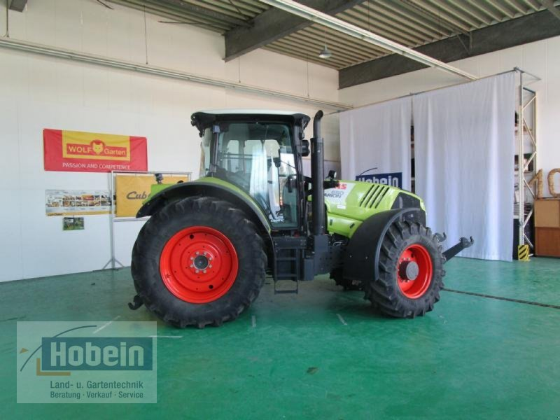 Traktor типа CLAAS Arion 650 C-MATIC, Gebrauchtmaschine в Coppenbruegge (Фотография 3)