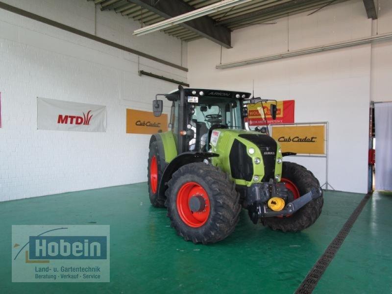 Traktor типа CLAAS Arion 650 C-MATIC, Gebrauchtmaschine в Coppenbruegge (Фотография 1)