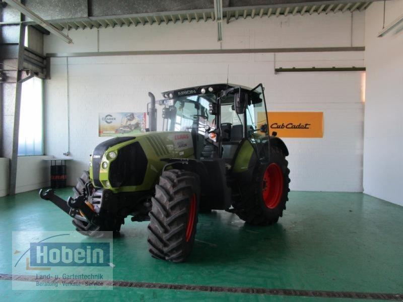 Traktor типа CLAAS Arion 650 C-MATIC, Gebrauchtmaschine в Coppenbruegge (Фотография 8)