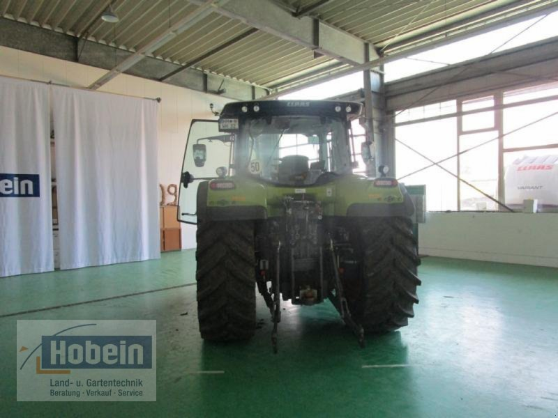 Traktor типа CLAAS Arion 650 C-MATIC, Gebrauchtmaschine в Coppenbruegge (Фотография 5)