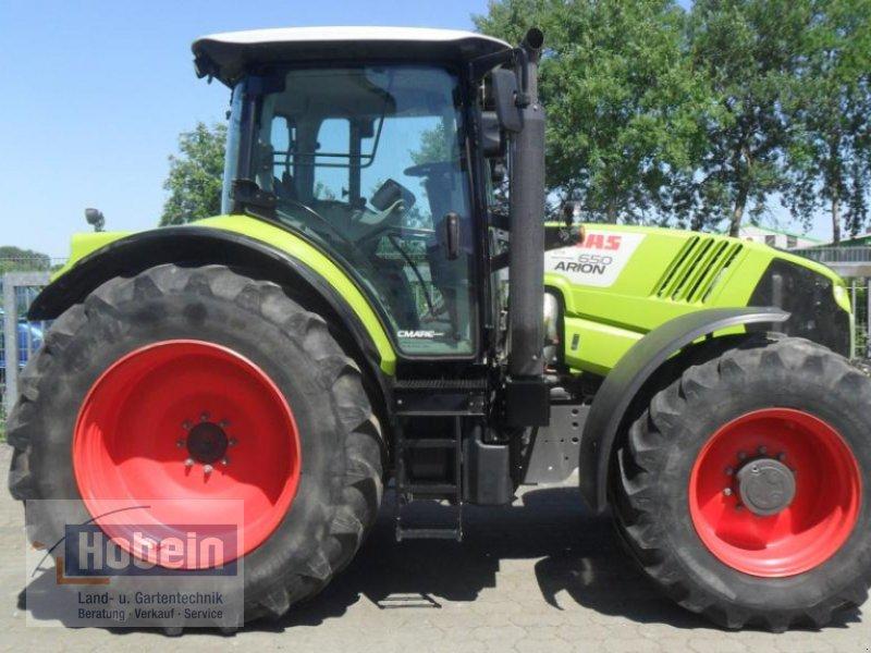 Traktor del tipo CLAAS Arion 650 C-MATIC, Gebrauchtmaschine en Coppenbruegge (Imagen 1)