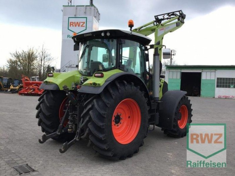 Traktor des Typs CLAAS Arion 650 C-matic, Gebrauchtmaschine in Kruft (Bild 9)