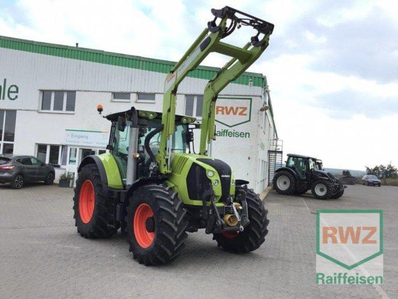 Traktor des Typs CLAAS Arion 650 C-matic, Gebrauchtmaschine in Kruft (Bild 1)