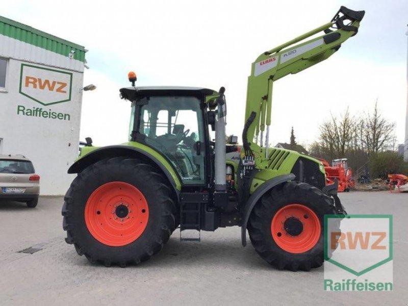 Traktor des Typs CLAAS Arion 650 C-matic, Gebrauchtmaschine in Kruft (Bild 10)