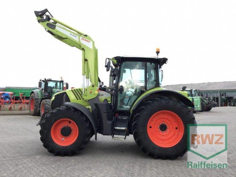 Traktor des Typs CLAAS Arion 650 C-matic, Gebrauchtmaschine in Kruft (Bild 6)