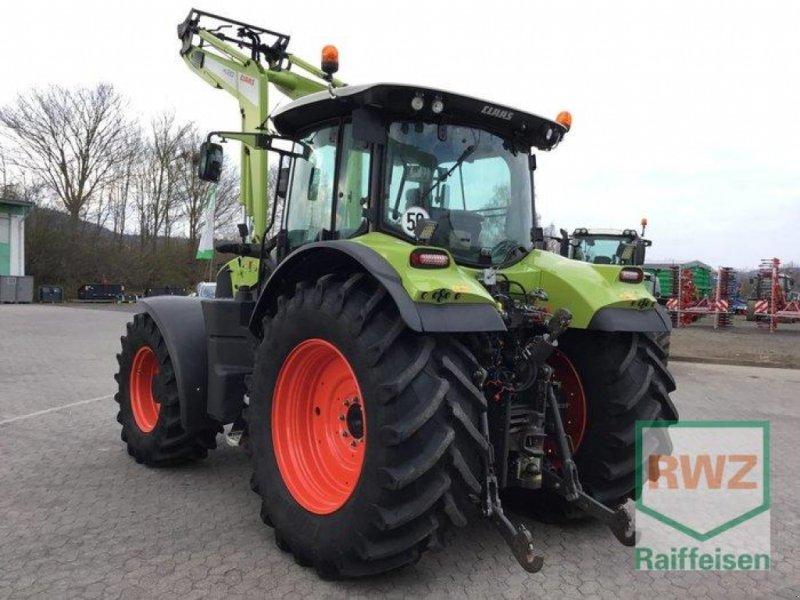 Traktor des Typs CLAAS Arion 650 C-matic, Gebrauchtmaschine in Kruft (Bild 7)