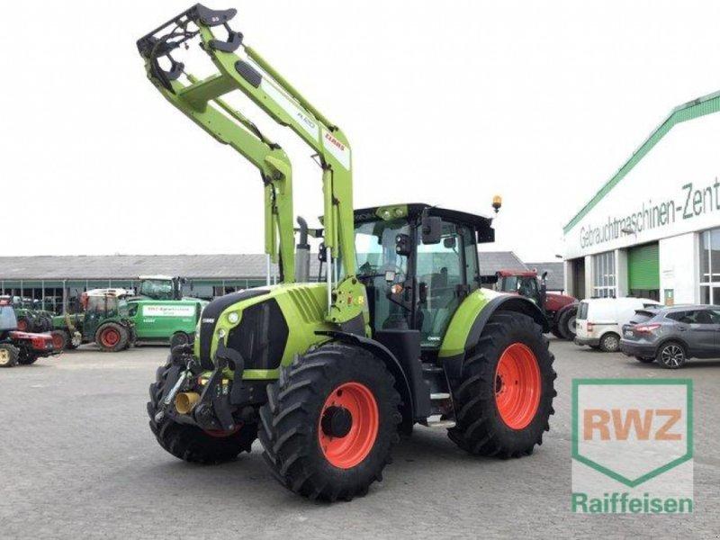 Traktor des Typs CLAAS Arion 650 C-matic, Gebrauchtmaschine in Kruft (Bild 5)