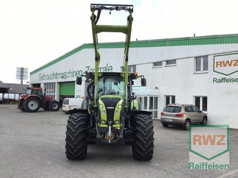 Traktor des Typs CLAAS Arion 650 C-matic, Gebrauchtmaschine in Kruft (Bild 2)