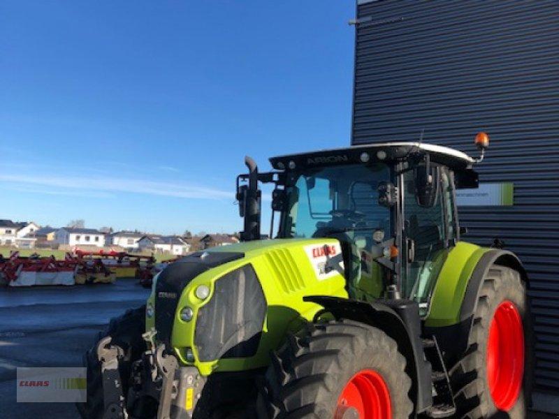 Traktor des Typs CLAAS Arion 650 C-MATIC, Gebrauchtmaschine in Langenau (Bild 1)