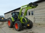 Traktor des Typs CLAAS Arion 650 C-MATIC in Hardenbeck