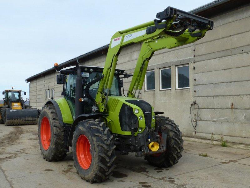 Traktor des Typs CLAAS Arion 650 C-MATIC, Gebrauchtmaschine in Hardenbeck (Bild 1)