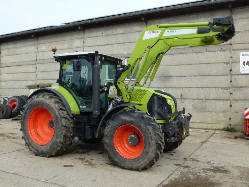 Traktor des Typs CLAAS Arion 650 C-MATIC, Gebrauchtmaschine in Hardenbeck (Bild 2)