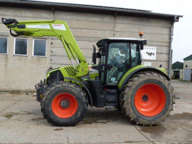 Traktor des Typs CLAAS Arion 650 C-MATIC, Gebrauchtmaschine in Hardenbeck (Bild 3)