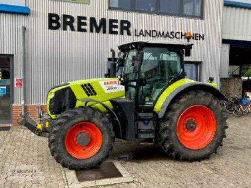 Traktor des Typs CLAAS ARION 650 CEBIS CMatic MaxiCare bis 5000 h, RTK GPS, Gebrauchtmaschine in Asendorf (Bild 1)