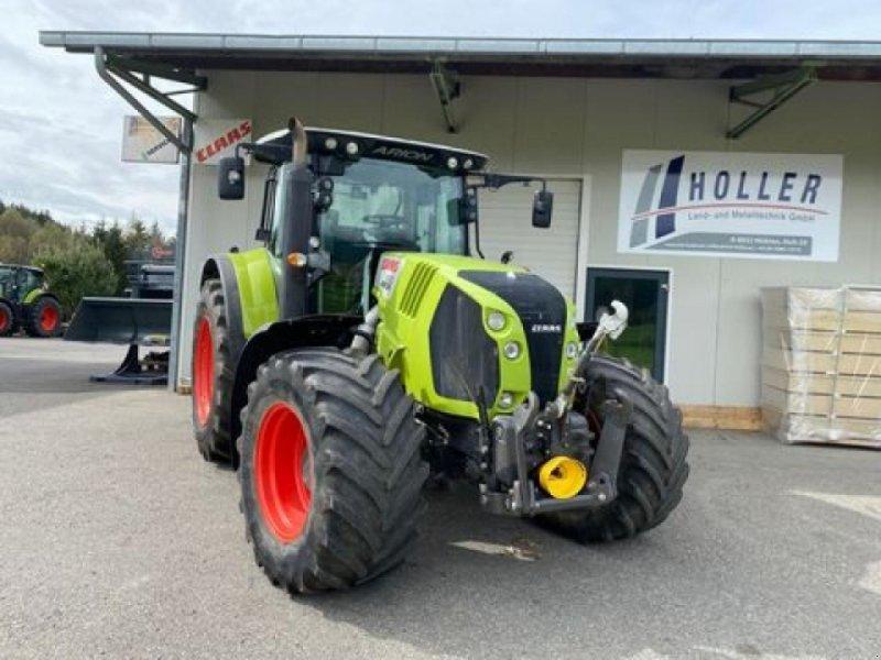 Traktor tipa CLAAS arion 650 cebis cmatic, Gebrauchtmaschine u MÜHLEN (Slika 1)