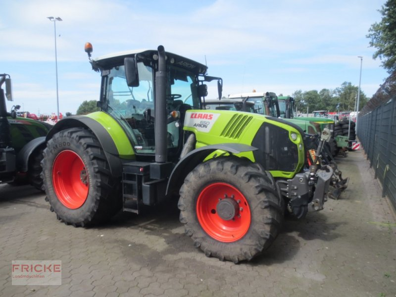 Traktor tipa CLAAS Arion 650 Cebis Hexashift, Gebrauchtmaschine u Bockel - Gyhum (Slika 1)