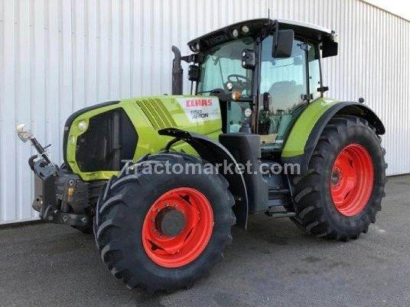 Traktor tipa CLAAS arion 650 cebis t4, Gebrauchtmaschine u SARRE - UNION (Slika 1)