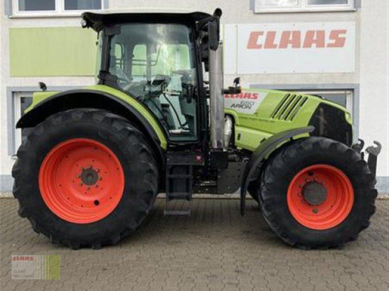 Traktor typu CLAAS ARION 650 CEBIS, Gebrauchtmaschine w Aurach (Zdjęcie 1)