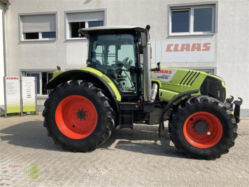 Traktor tip CLAAS ARION 650 CEBIS, Gebrauchtmaschine in Aurach (Poză 1)