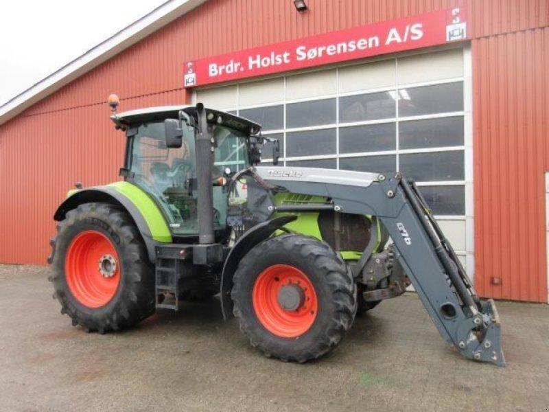Traktor типа CLAAS ARION 650 CEBIS, Gebrauchtmaschine в Ribe (Фотография 1)