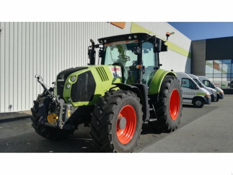 Traktor del tipo CLAAS ARION 650 CEBIS, Gebrauchtmaschine en NEUVILLE EN POITOU (Imagen 1)