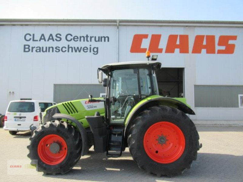 Traktor des Typs CLAAS ARION 650 CEBIS, Gebrauchtmaschine in Schwülper (Bild 1)