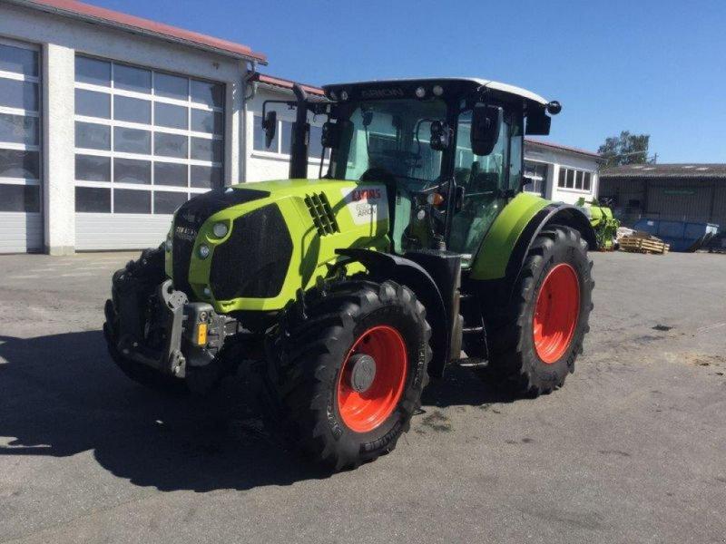 Traktor des Typs CLAAS ARION 650 CEBIS, Gebrauchtmaschine in Cham (Bild 1)