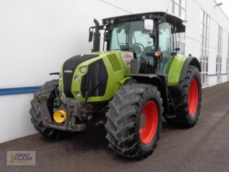 Traktor des Typs CLAAS ARION 650 Cebis, Gebrauchtmaschine in Langenau (Bild 1)