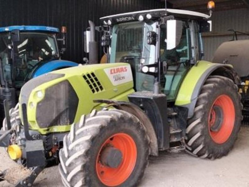 Traktor tipa CLAAS ARION 650 Cebis, Gebrauchtmaschine u  (Slika 1)