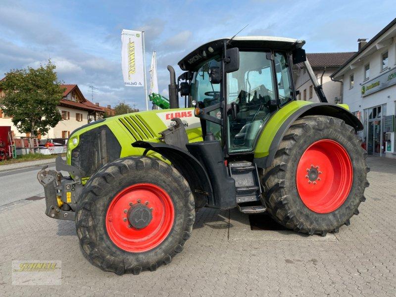 Traktor tipa CLAAS Arion 650 CEBIS, Gebrauchtmaschine u Söchtenau (Slika 1)