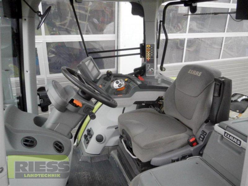 Traktor типа CLAAS ARION 650 CEBIS, Gebrauchtmaschine в Homberg (Ohm) - Maul (Фотография 4)