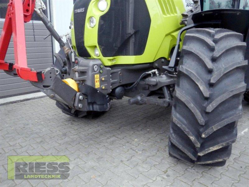 Traktor типа CLAAS ARION 650 CEBIS, Gebrauchtmaschine в Homberg (Ohm) - Maul (Фотография 6)