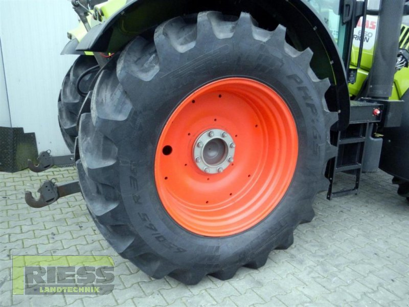 Traktor типа CLAAS ARION 650 CEBIS, Gebrauchtmaschine в Homberg (Ohm) - Maul (Фотография 8)