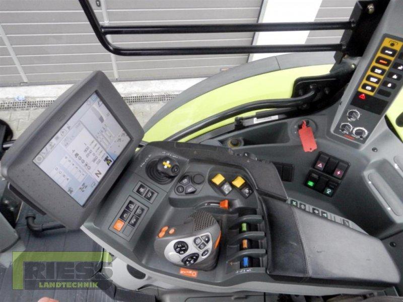 Traktor типа CLAAS ARION 650 CEBIS, Gebrauchtmaschine в Homberg (Ohm) - Maul (Фотография 5)