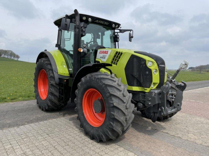 Traktor typu CLAAS ARION 650 CEBIS, Gebrauchtmaschine w Steinau  (Zdjęcie 1)