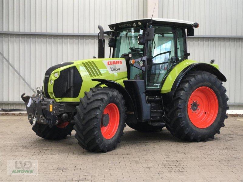 Traktor типа CLAAS Arion 650 Cebis, Gebrauchtmaschine в Spelle (Фотография 1)
