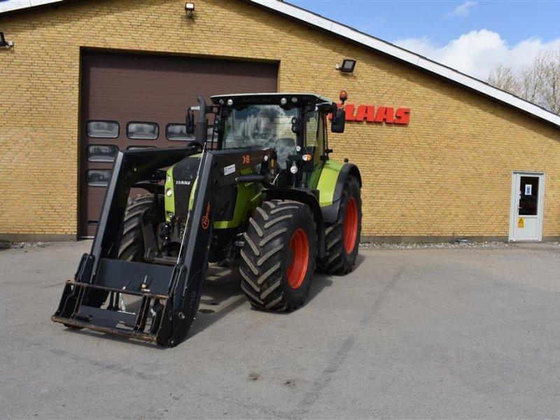 Traktor типа CLAAS ARION 650 CIBIS, Gebrauchtmaschine в Grindsted (Фотография 1)